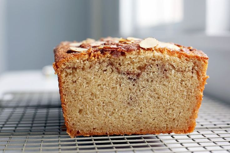 Almond Snickerdoodle Bread recipe on Food52