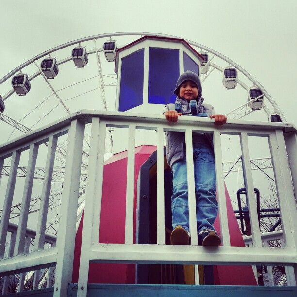 My amazing son #ActiveKid