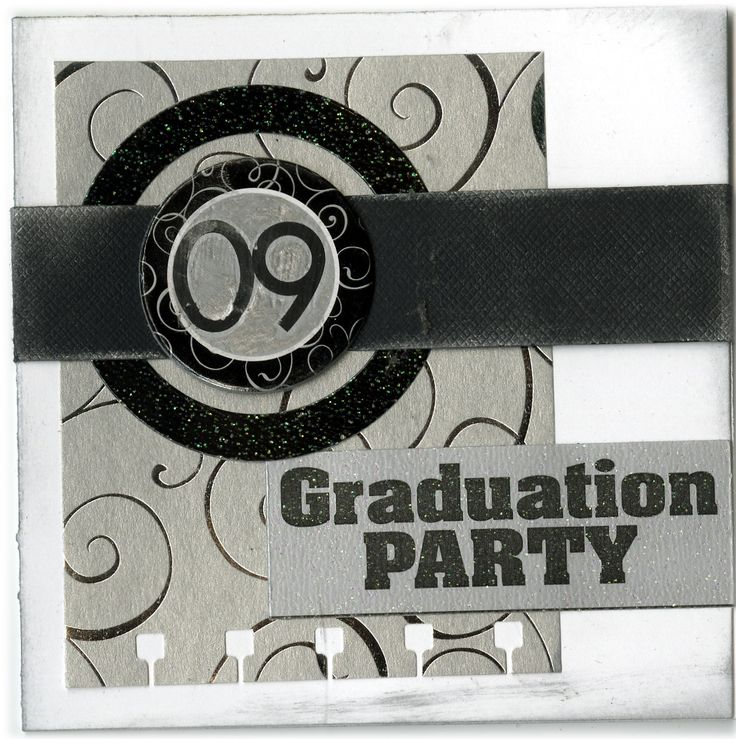 sample open house graduation party invitations%0A graduation party scrapbook   Scrapbook Graduation Party Invitations   Party  Invitations Ideas
