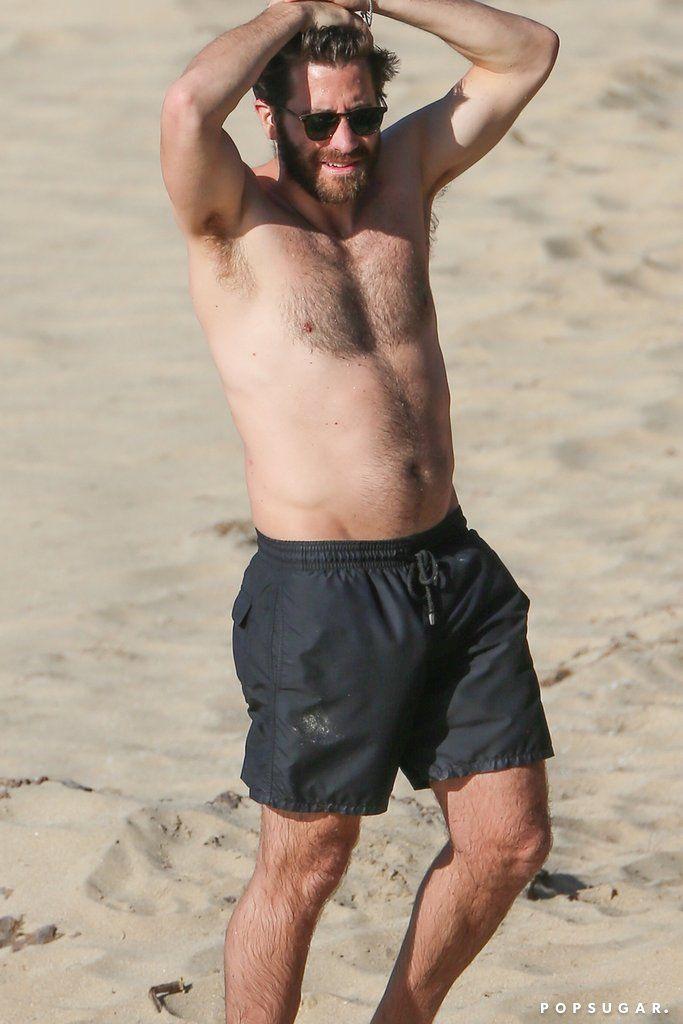 Masturbation after weight lifting