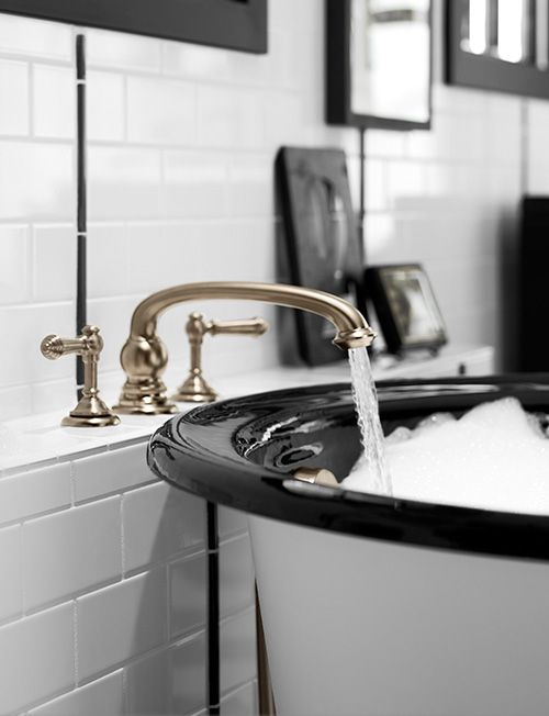 Kohler Artifacts Bathroom Faucets Collection Dream