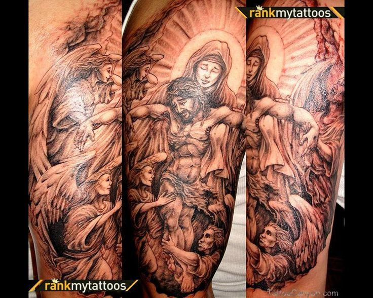 28 best angel and clouds tattoo designs images on for Angel in clouds tattoo