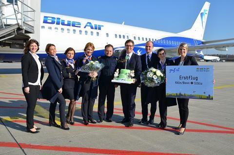 Blue Air neu nach Sibiu | Top24News Portal