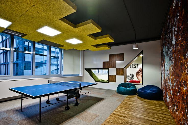 Allianz office in Warsaw
