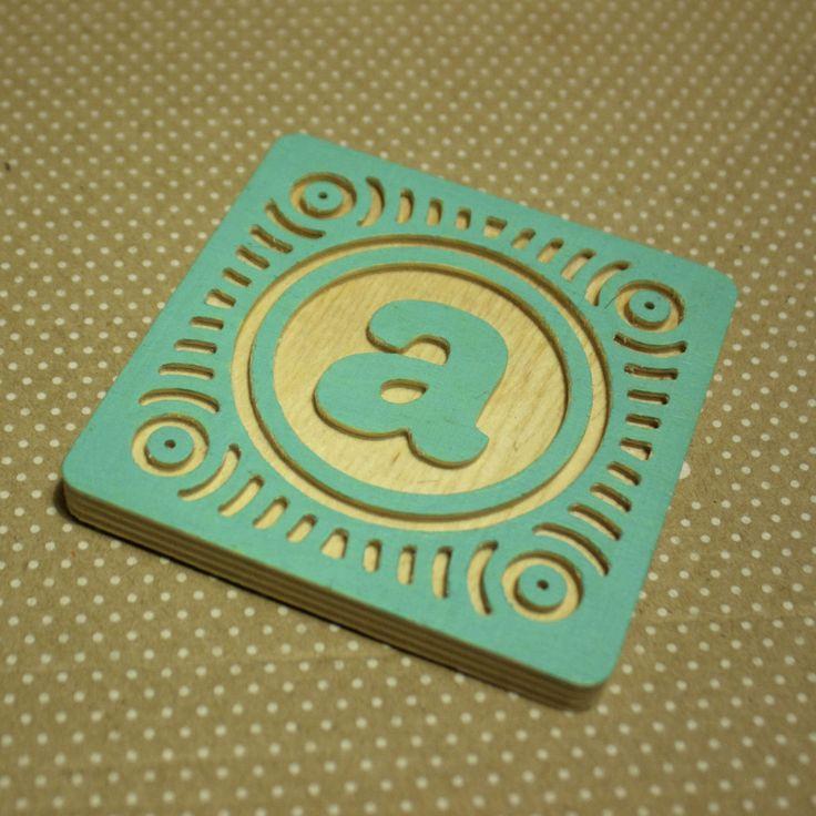 Материал: фанера. Покрытие: акрил, матовый лак.  #wooden #letters #plywood #wood #woodenlettering #lettering #буква #дерево #handmade #деревянные #подарок
