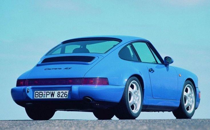 Kết quả hình ảnh cho porsche 911 964 rs