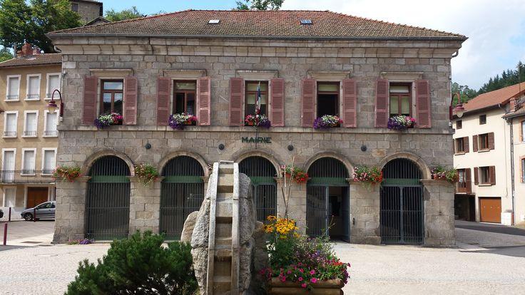 Mairie d'Olliergues - 2014