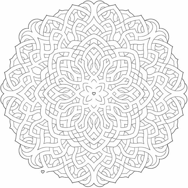 535 best Mandala designs suitable for quilting (circular) images on ...
