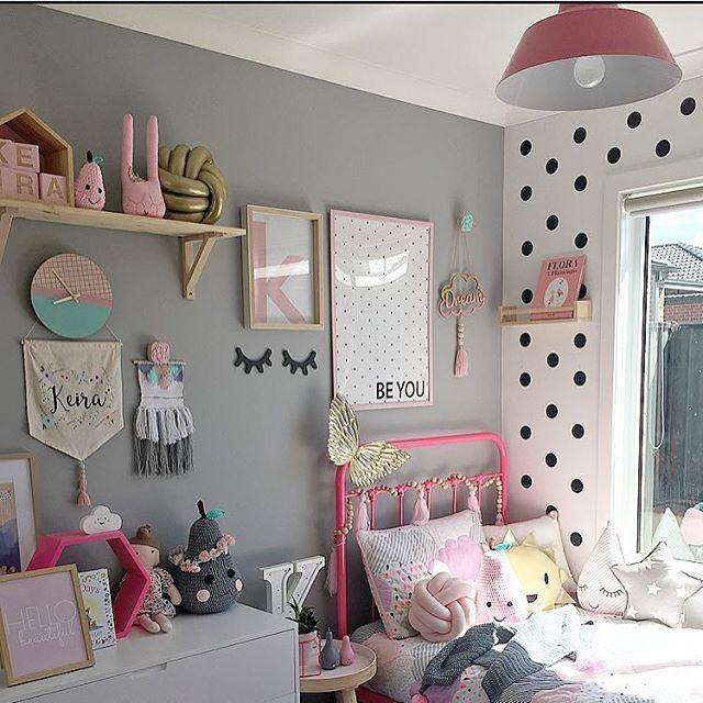 Big girl room fabulousness! @keeksandchuc