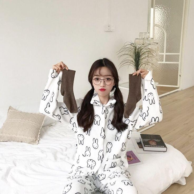 Korean style milk silk pajamas summer vest for women