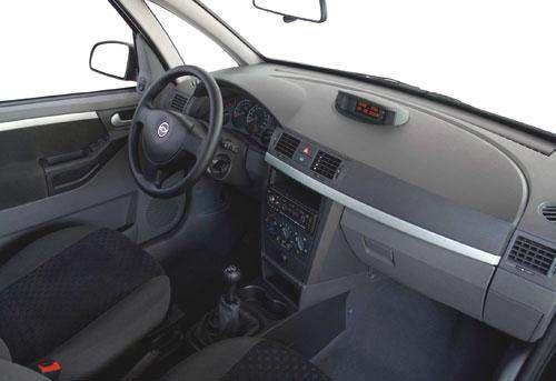 Reparando o sistema de ar condicionado da Chevrolet Meriva