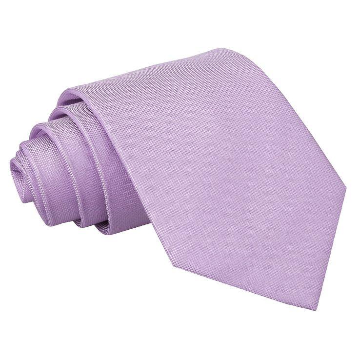 JA Panama Silk Lilac Tie
