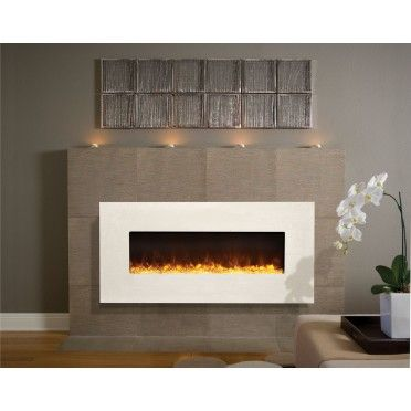 60 Best Electric Fireplaces For The Home Images On