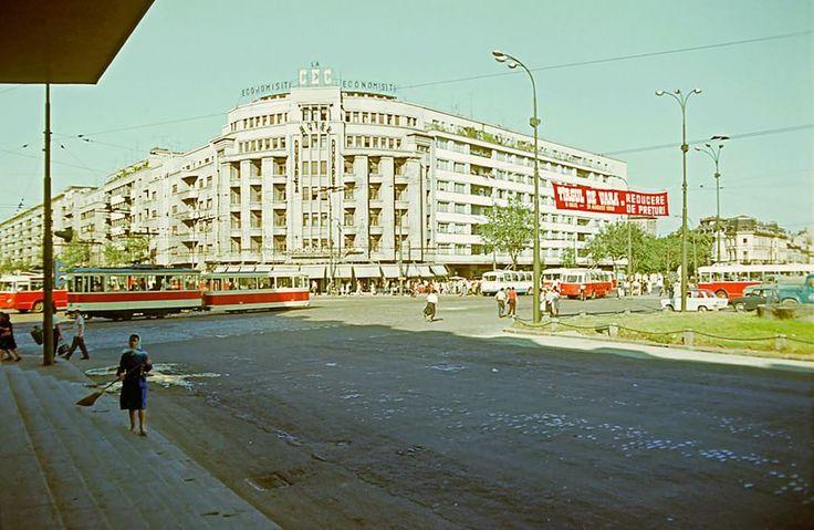 Zona Garii de Nord in 1968.