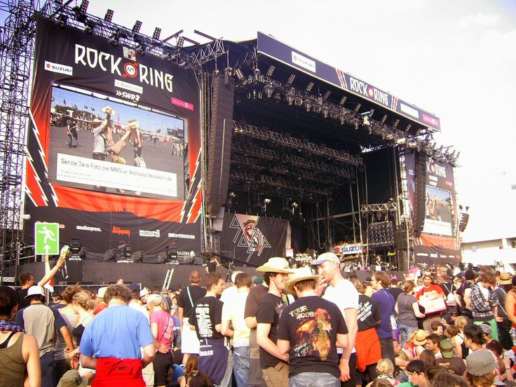 MV-Events: Rock am Ring jetzt in Mönchengladbach
