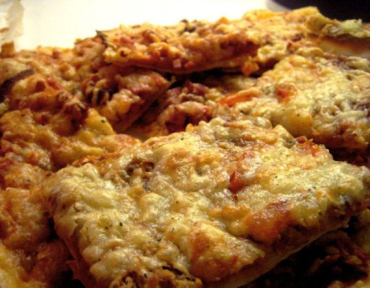 helppo pizzapohja (gluteeniton)