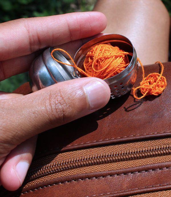 David Leon Morgan: A Yarn Infuser