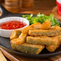 Southern Style Fried Pickle Spears