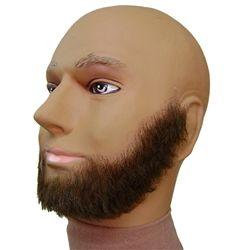 Fake Beards | Full Beard Short Fake Beard
