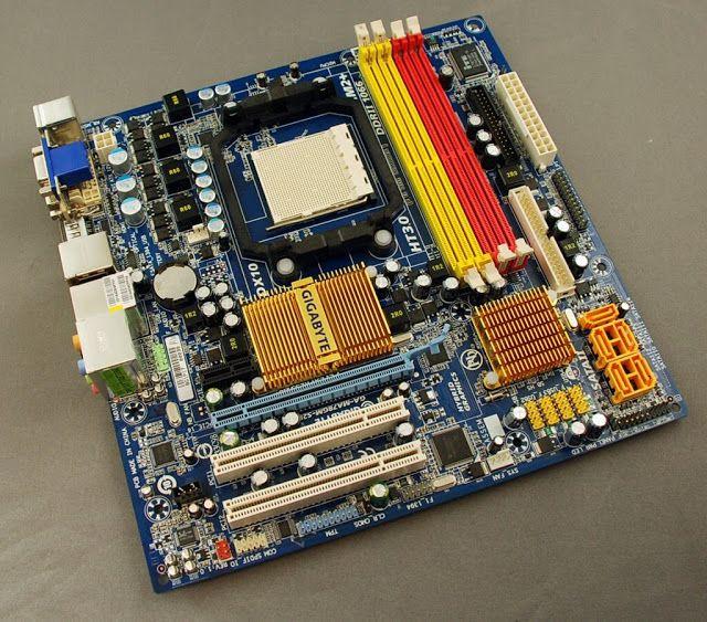 حوحو كيف تعرف طراز وإصدار اللوحة الأم Motherboard في حاسبوك بدون برامج ولماذا هو مهم معرفته Electronic Components Electronic Products Logic Board