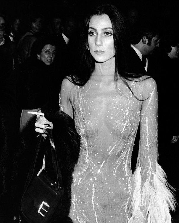 Cher.