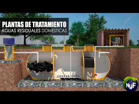 Plantas de Tratamiento de Aguas Residuales - YouTube