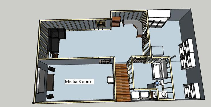 Small Home Theater   Small Theater acoustics/design - Home Theater Forum and Systems ...