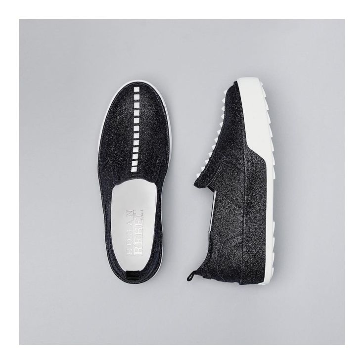 A truly futuristic design the #HOGAN #H320 slip on #sneakers  Join the #HoganClub #lifestyle and share with us your @hoganbrand pictures on Instagram