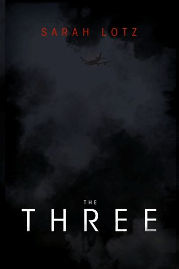 This one is my personal favorite: The Three - Sarah Lotz  #animated #book #cover / designed by Hodder & Stoughton