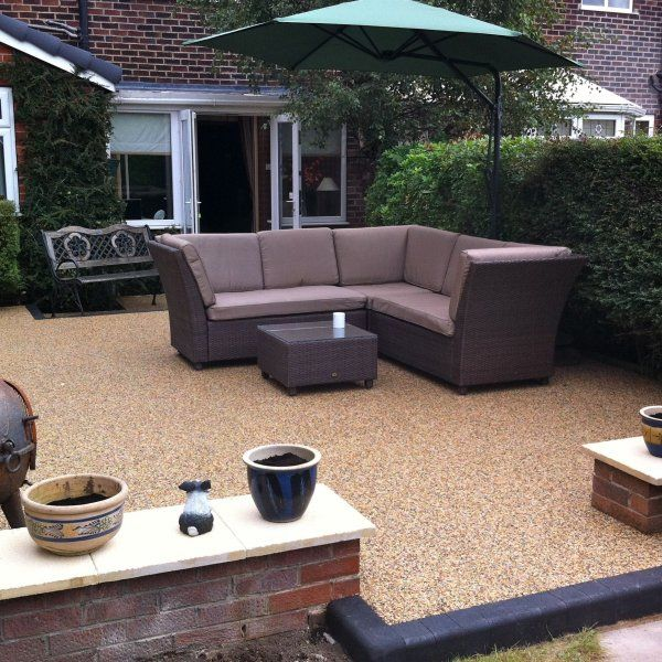 resin bonded driveways patios and pathways resin bound resin bonded garden floorpatio ideasbackyard