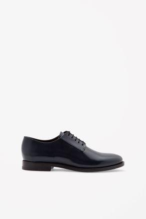 COS-Lace-up leather shoes