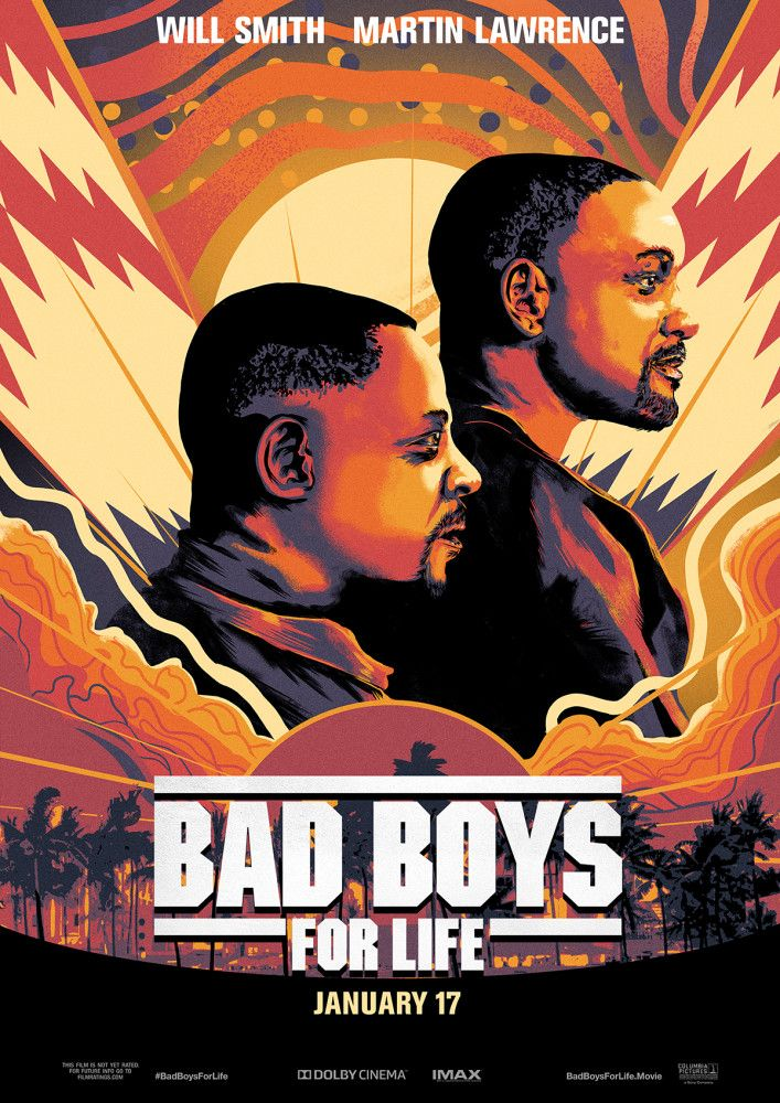 Bad Boys For Life In 2020 Bad Boys Movie Bad Boys Bad