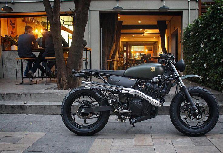 Bendita Macchina | Escopeta - Kawasaki 300cc