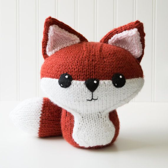 Knitting Patterns For Forest Animals : 1000+ ideas about Yarn Animals on Pinterest Duct Tape, Yarn Bracelets and A...