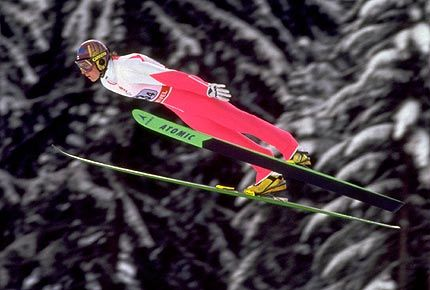1992: Toni Nieminen, Finnish ski jumper, becomes the youngest male gold medalist in Olympics history. He is 16 years and  261 days old.