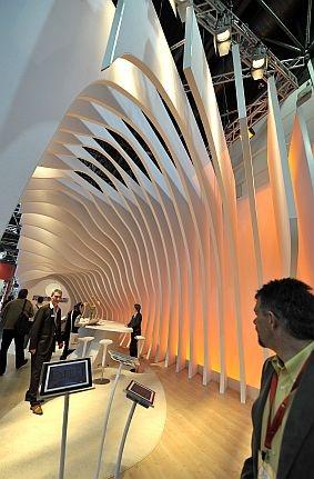 Euroshop 2011    Kohlhaas-Messebau: Room for Ideas  Photo: Messe Düsseldorf