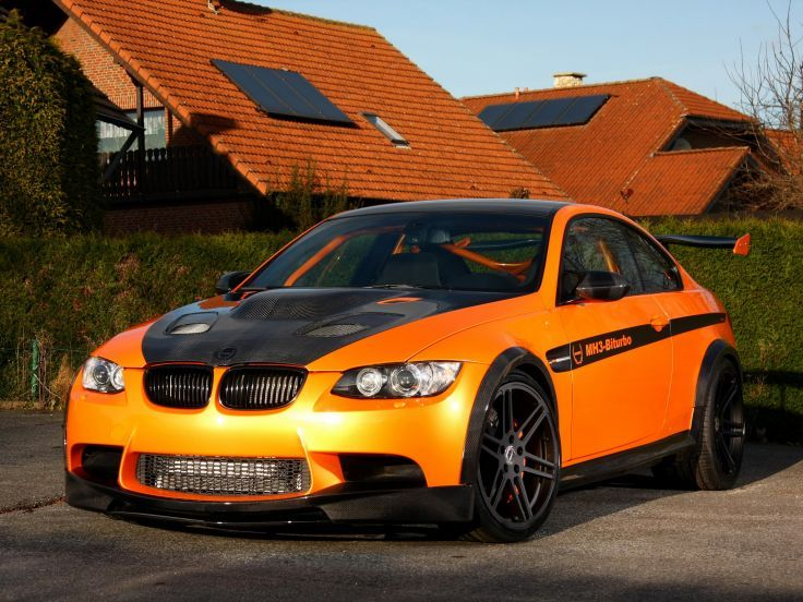 2011 Manhart-Racing BMW MH3 V8RS Clubsport E92 M-3 tuning    f wallpaper background