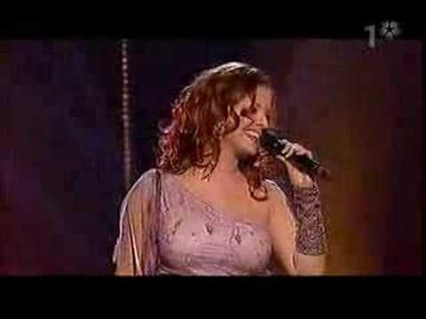 Melodifestivalen 2004 Min Kärlek - Shirley Clamp
