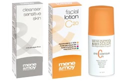 Mene & Moy Facial Cleanser, Facial Lotion C20 & Eye Contour C5 Offer £81.50 Dark Circle Products