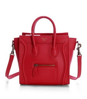 celine luggage suede - Famous Brands Designers P Plain Smiley Bags Genuine Leather Women ...
