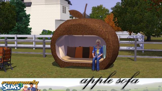 Apfelsofa - News - Sims 3 Community