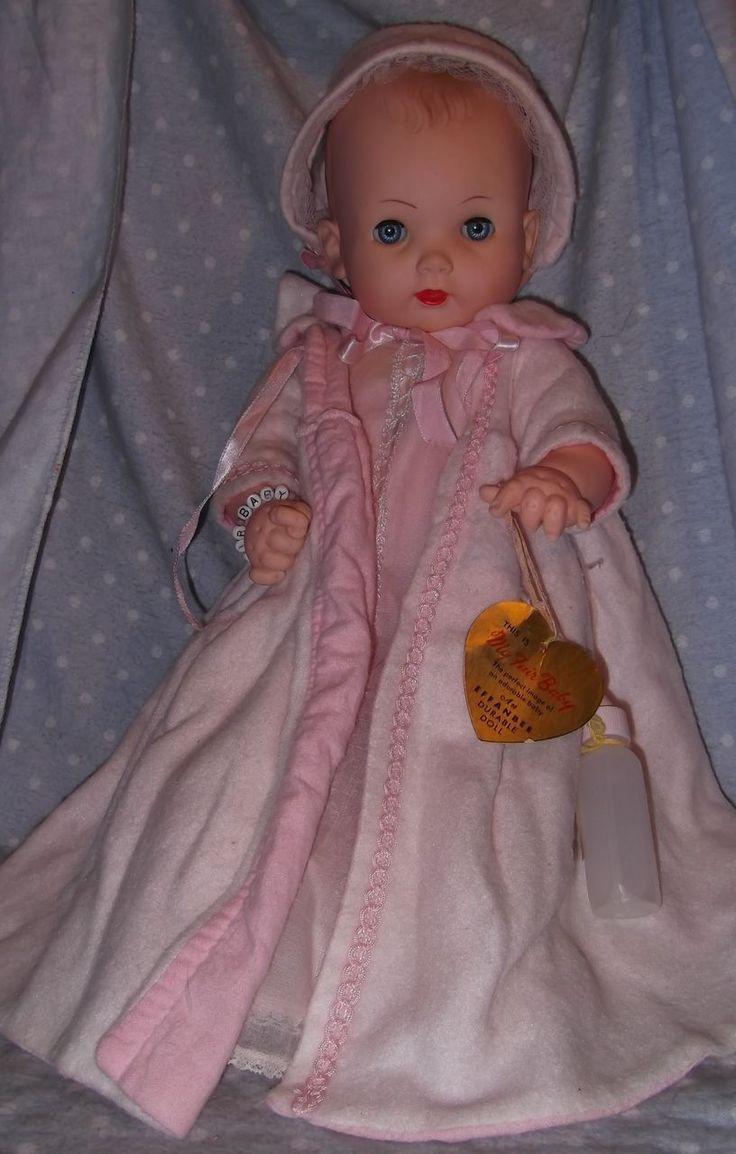 427 Best Dolls Effanbee Images On Pinterest Antique