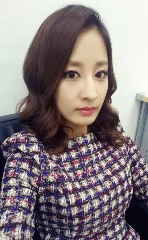 Park yoora- Chanyeol sister