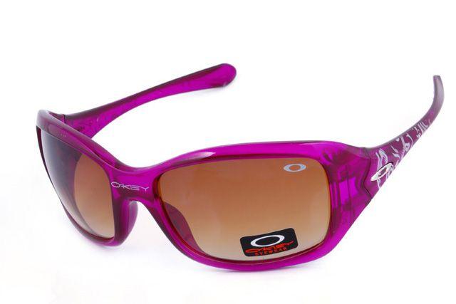 Oakley Necessity Square Purple CGE