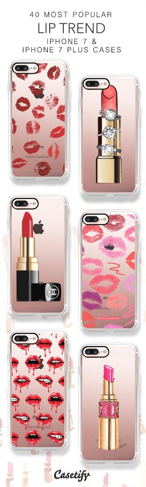 40 Most Popular Lips iPhone 7 Cases & iPhone 7 Plus Cases here > https://www.casetify.com/collections/top_100_designs#/?vc=q6Btov9qeZ