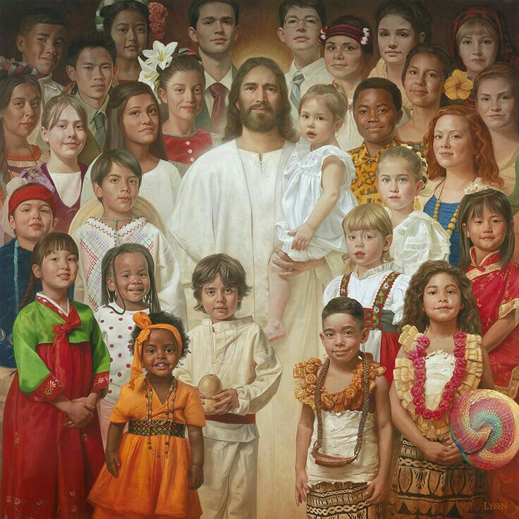 Jesus loves the little children...... | GOD LOVES YOU ...