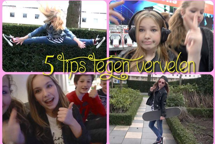 5 tips tegen vervelen #2