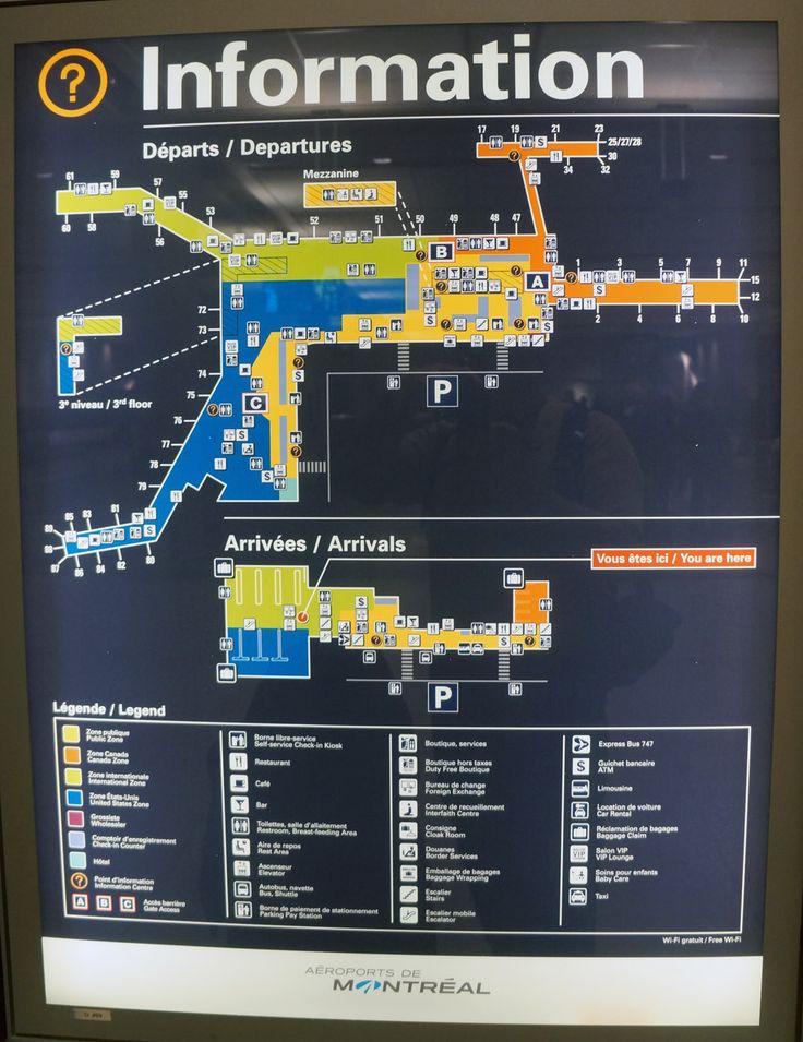 pierre elliott trudeau international airport terminal map ...