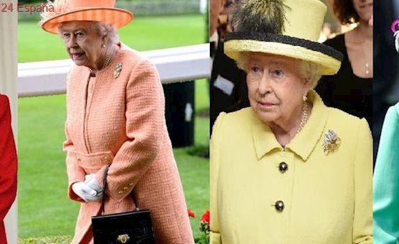 El estilismo de la Reina Isabel II