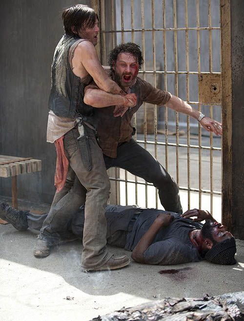 """From the Walking Dead Tyrese   The Walking Dead Recap: Episode 4.03 –""""Isolation"""""""
